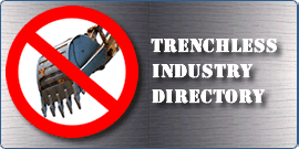 Display banner for Trenchless Technology Directory