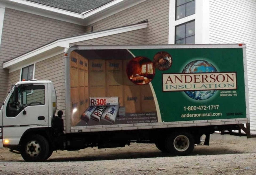 Anderson Insulation In Saco Maine