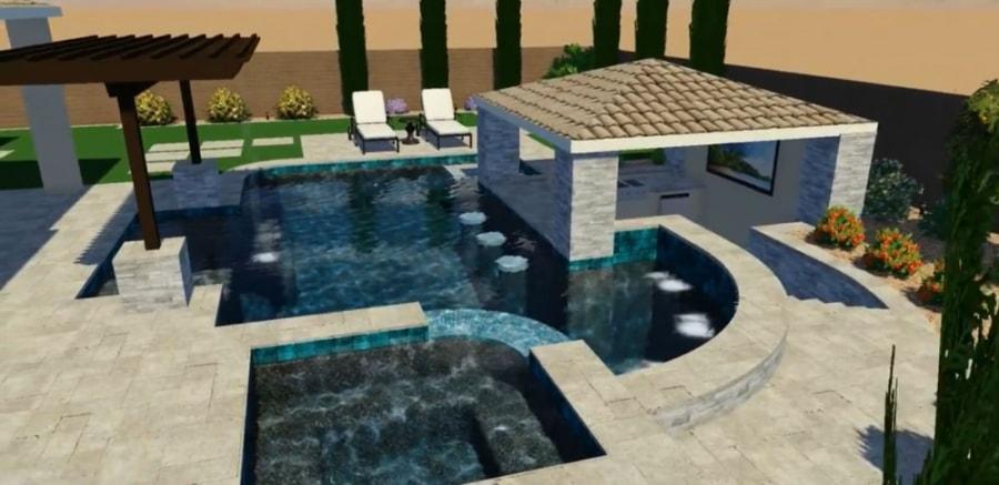 Presidential Pools Spas Amp Patio In Gilbert Arizona