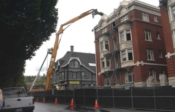 Elder Demolition Photo