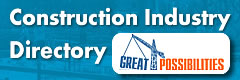 Construction Industry Directory and Classifieds - GreatPossibilities.com